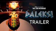 DALEKS! Release Date Trailer Doctor Who