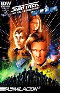 Star Trek TNG Doctor Who Assimilation 3 00b1 ESP