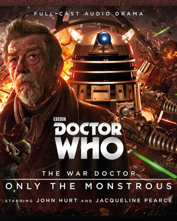 Only the Monstrous-The War Doctor-Volume 1.jpg