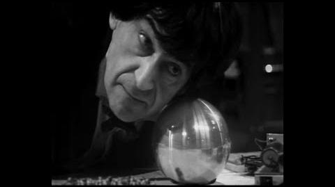 The Doctor reactivates a Yeti Sphere - Doctor Who - BBC