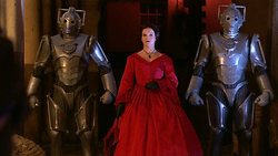 The Next Doctor - Hartigan con Cybermen.png