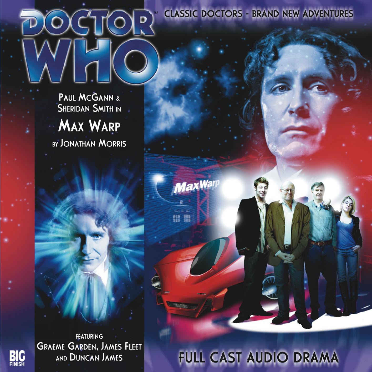 Max Warp (аудио история)