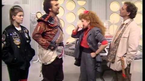 Goodbye Mel, Hello Ace! - Doctor Who - Dragonfire - BBC