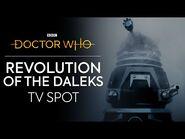 Revolution of the Daleks - TV Spot - Doctor Who