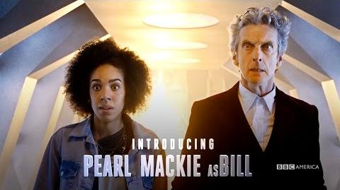 New Doctor Who Companion REVEALED - Introducing Pearl Mackie-0