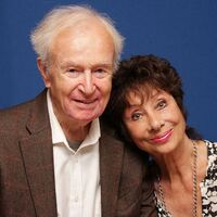 William Russell & Carole Ann Ford