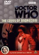 Caves of androzani uk dvd