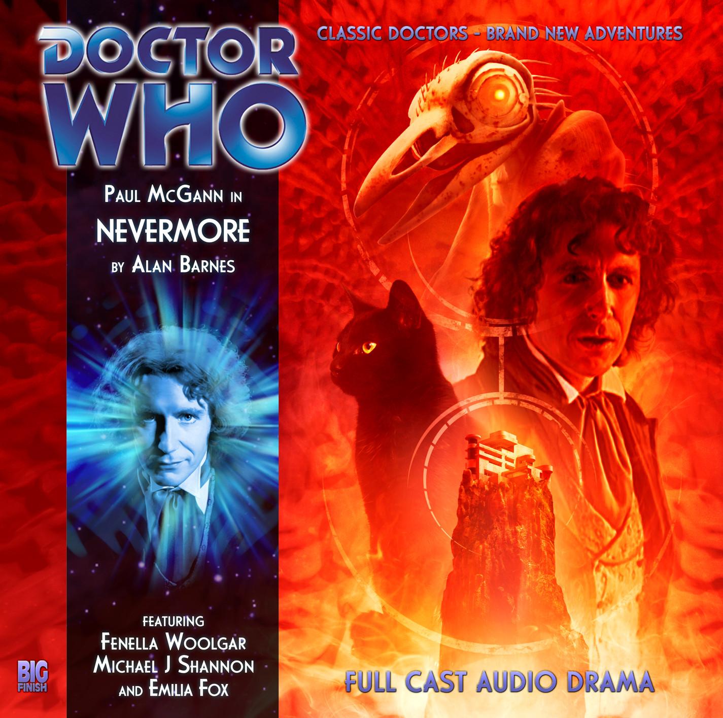 Nevermore (аудио история)