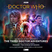 The Third Doctor Adventures Volume 05