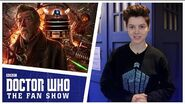 Amazing Audio Adventures Doctor Who The Fan Show Doctor Who