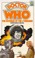 Revenge of the Cybermen novel