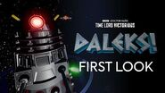 DALEKS! First Look Clip Doctor Who