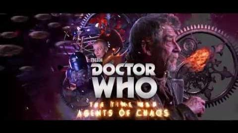 Doctor Who - The Time War- Agents Of Chaos