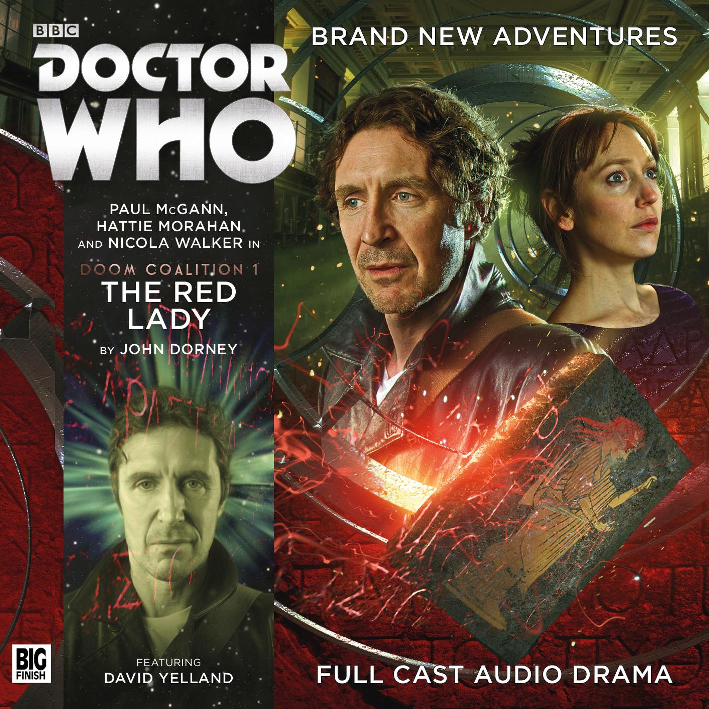 Красная леди (аудио история)