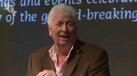 Tom Baker on being Doctor Who - Doctor Who Robots of Death Event BFI