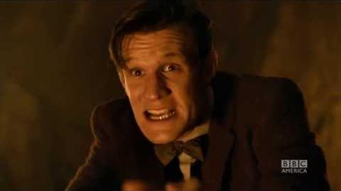 """DOCTOR WHO """"The Name of the Doctor"""" Shocking Ending **SPOILER ALERT** with John Hurt - BBC AMERICA"""