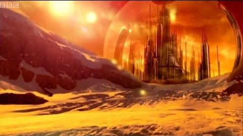 The Legends of Gallifrey - Doctor Who - The Sound of Drums - BBC
