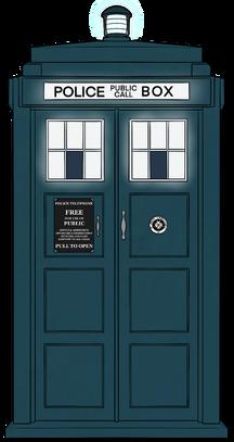 DWTAF TARDIS Exterior.png