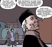 1st Doctor and companions