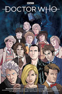 The Many Lives of Doctor Who cover 3