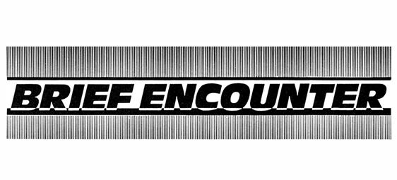 Brief Encounter (DWM 184)
