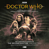 The Second Doctor Volume Two (audio anthology).jpg