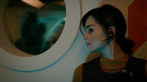 Running from ghosts - Under the Lake- Preview - Doctor Who- Series 9 Episode 3 (2015) - BBC