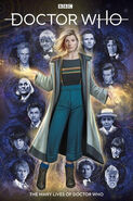 The Many Lives of Doctor Who cover 1