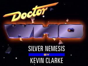 154 - Silver Nemesis
