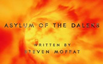 Asylum of the Daleks (Inhaltsangabe)
