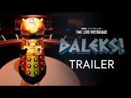 DALEKS! Release Date Trailer - Doctor Who