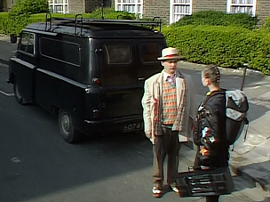Remembrance of the Daleks (Inhaltsangabe)