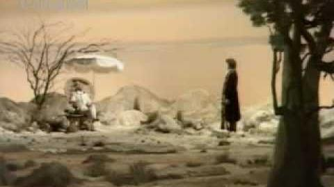 The white guardian - Doctor Who - The Ribos Operation - BBC