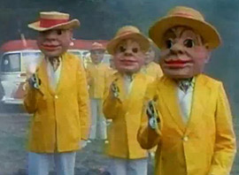 055 - Terror of the Autons