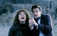 Rain Gods The Doctor & River