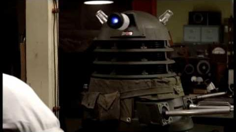 Dalek Tea Time!