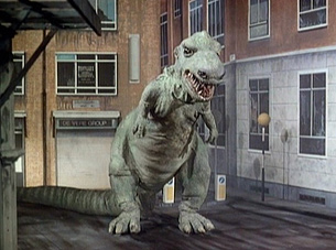 071 - Invasion of the Dinosaurs