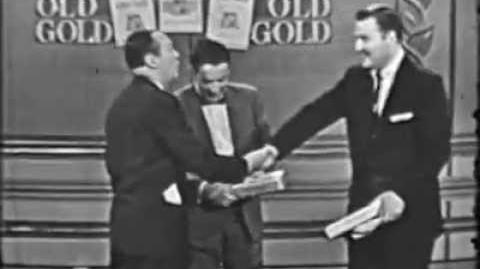 Truth or Consequences - Game Show (1955)