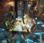 234 Konsole der TARDIS