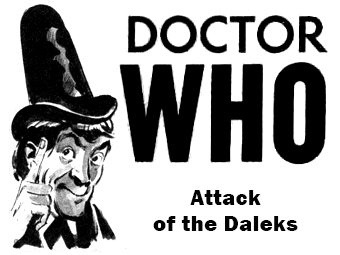 Attack of the Daleks