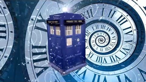 Twelfth Doctor's Christmas Titles - Doctor Who - BBC