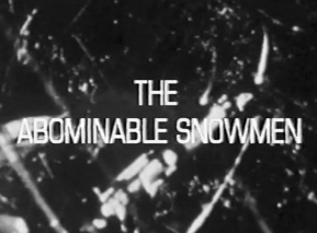 038 - The Abominable Snowmen