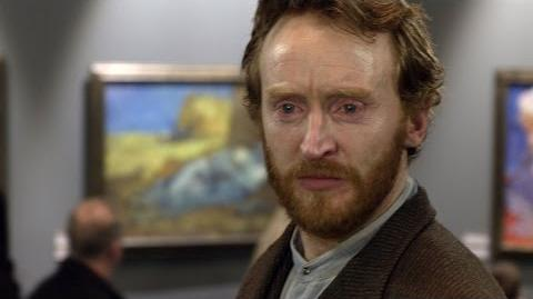 Vincent Van Gogh Visits the Gallery - Doctor Who Series 5 - BBC