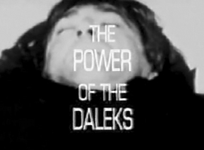 030 - The Power of the Daleks