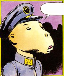 Captain der Akker
