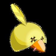 Yellow Piwi Hat