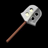 Helabete Shovel
