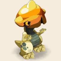 Alert Golden Dreggon