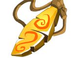 Lumberjack Amulet