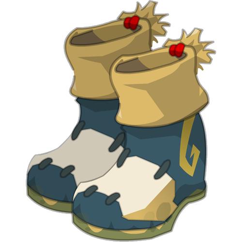 Black Wab Boots
